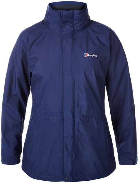 Berghaus Glissade III Shell Jacket Women Dusk